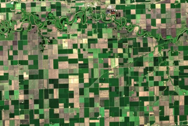 Agriculture Dakota Imaginearth Satellite